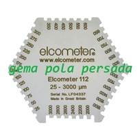 Jual WET FILM THICKNESS ELCOMETER 112 AL