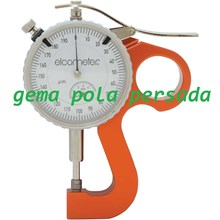 ELCOMETER 124 DIAL THICKNESS GAUGE