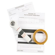 Elcometer 142 ISO 8502-3 Dust Tape Test Kit