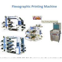 Jual Flexographic Printing Machine