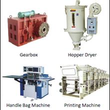 Spare Parts & Machineries