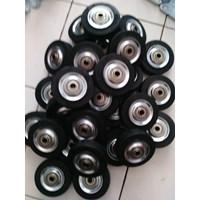 Jual Wheel Only Nippon ( Roda Karet ) 4inci  2
