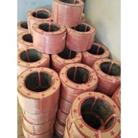Tali Strapping Warna Merah Ukuran 15mmx8kg
