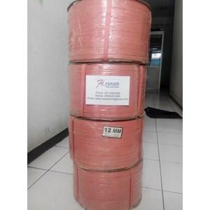 Tali Strapping Warna Merah 12mm x 7kg