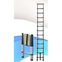 Jual Tangga aluminium Telescopic kapasitsa 3.2 meter