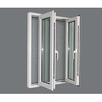 Upvc window aluminium