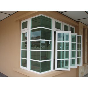 Jendela dan kusen alumunium