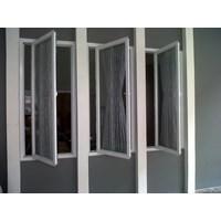 Jendela aluminium rumah