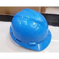 Jual Helm safety proyek warna biru