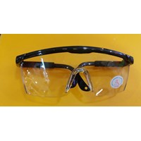 Jual Kacamata Safety UV 400 clear