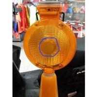 Lampu Traffic Cone Kerucut Led Solar
