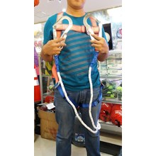 Full Body Harness Double lanyard Be hook