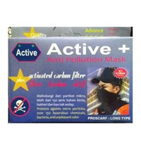 Masker Carbon Active Long