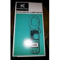 Digital  Clamp Meter AC/DC-Tang Ampere Kyoretsu 2055
