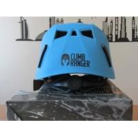 Helm climb Ranger biru 1