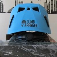 Helm climb Ranger biru