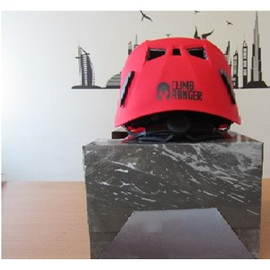 Helm climb ranger merah
