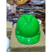 Helm Proyek MSA Hijau 1