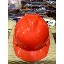 Helm Proyek MSA Merah