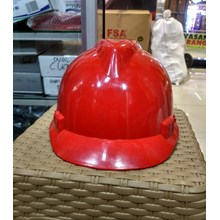 Helm Proyek ASA Merah
