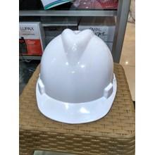 Helm Proyek ASA Putih