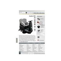 Mesin Pembersih Lantai Lavor Pro XXS