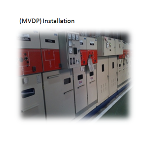 Installation Panel (MVDP) By PT. Sakata Utama