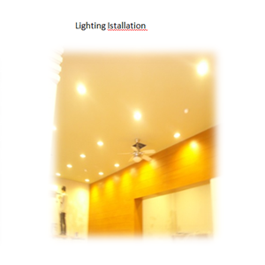 Lighting Hotel Istallation By PT. Sakata Utama