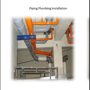 Piping Plumbing Installation By Sakata Utama