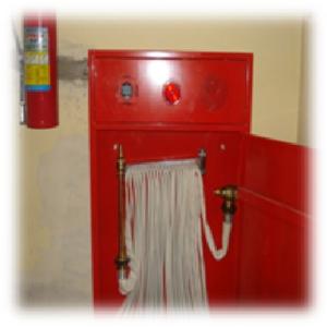 Indoor Hydrant Box & Fire Ekstinguisher By Sakata Utama