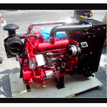 Genset Generator Fawde CA6110-125-15GG2