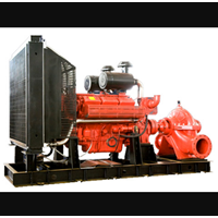 Pompa Pemadam - Diesel Hydrant Fawde