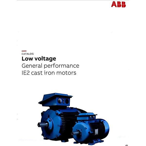 Electric Motor 3 Phase ABB