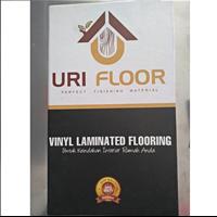 Lantai Vinyl Laminated Flooring Uri Floor