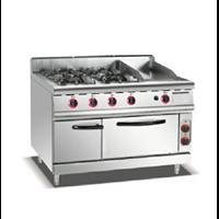 Kompor Gas Range 4 Burner HGR-998A