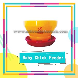 Tempat Pakan Ayam - Baby Chick Feeder