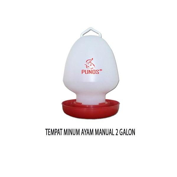 Tempat Minum Ayam Manual 2 Galon