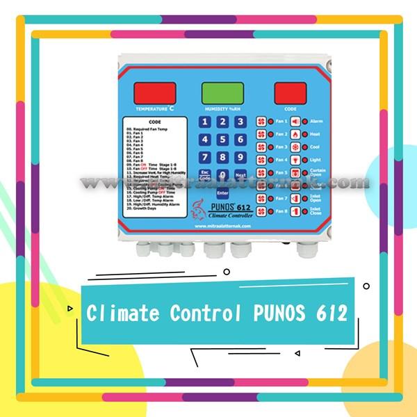 Climate Control PUNOS 612