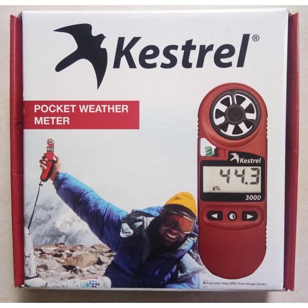 Anemometer Kestrel 3000