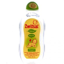 Zwitsal Baby Oil Natural 100ml