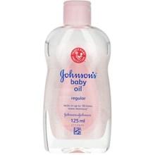 Johnsons baby Oil Reguler 125ml