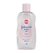 Johnsons baby Oil Reguler 200ml
