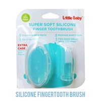 """Silicone Finger Toothbrush """"Little Baby"""""""