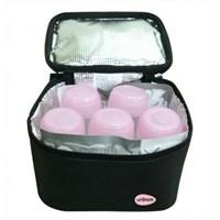 Jual Cooler Bag 5 bottle + 2 ice pack