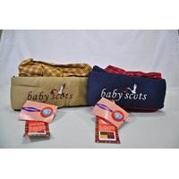 Jual Gendongan Samping 3 Baby Scots ISG009