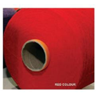 OPen-End Yarn Red Colour 1