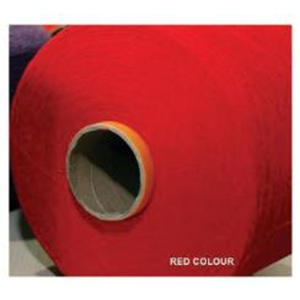 OPen-End Yarn Red Colour
