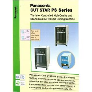 Mesin Plasma Cutting Panasonic Ps100
