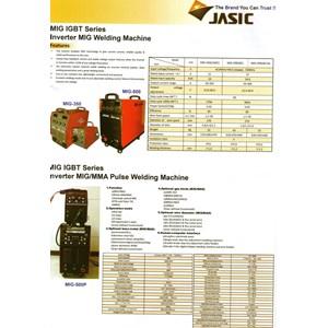 Mesin Las Jasic Mig 350 Inverter