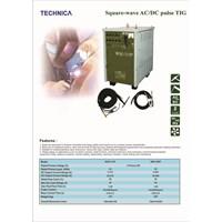 Mesin Las Tig Thyristor Tehnica Acdc 500P 1